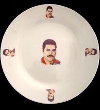 QUEEN Freddie Mercury DINNER PLATE