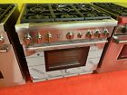"""36"""" Thermador Gas Range PRG366GH (Used 2018) photo"""