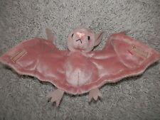 "Ty Beanie original Baby brown bat ""batty"" easter idea gift born oct 29 1996"