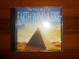CD AUDIO: THE VERY BEST OF EARTH WIND & FIRE-1992