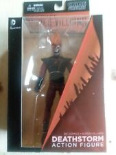 DC Collectibles DC Comics New 52 Super-Villains Deathstorm Action Figure