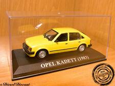 OPEL KADETT YELLOW 1983 1:43 WITH BOX!! MINT!!!