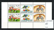 Netherlands 1976 Child Welfare mini sheet Sgms1263