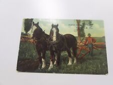 ANTIQUE - SCENE NEAR DIMOCK PA 1914   - POSTCARD