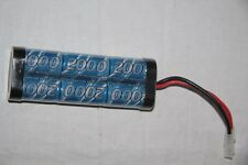 Neuf ! HOBBY TECK - Pack 6  Batteries rechargeables c2000Mah 1.2 V