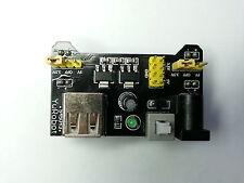 Breadboard Power Supply 5/3.3V (MB102) ,FreeP&P-UK- Prototype AVR,Pi,Arduino,PIC