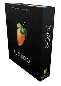 NEW FL Studio 11 12 20 Fruity Loops Music Production Software PC MAC