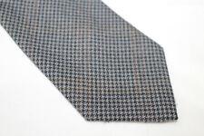 EGON VON FURSTENBERG Wool tie Made in Italy E97012