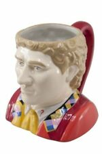 Colin Baker - The 6th Doctor Who - 3D Ceramic 'Toby' Style Collectors Mug