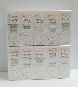 AVENE RetrinAL Day Cream - 0.1 oz x 10 Samples FAST FREE SHIPPING - EXP:08/2022