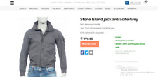 STONE ISLAND REPS CO/NY JACKET
