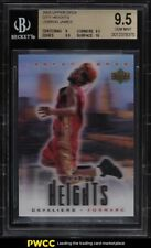 2003 Upper Deck City Heights LeBron James ROOKIE RC #NNO BGS 9.5 GEM MINT