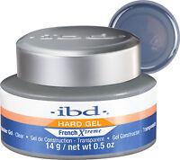 IBD French Xtreme Clear Gel - .5oz # 60695 (AUTHENTIC)