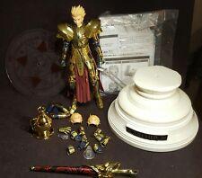 Chogokin Gilgamesh archer figure fate zero stay night grand order type moon