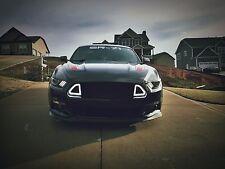 2015-2016 Mustang LED grille fit for all ecoboost/V6 /GT 5.0 front bumper grille