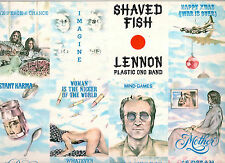 "JOHN LENNON / PLASTIC ONO BAND.SHAVED FISH.ORIG UK ""1ST PRESS"" LP+INN/SL.EX+"