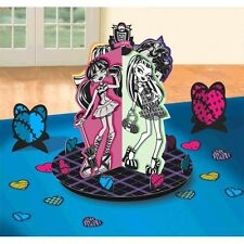 Monster High Birthday Party Table Centerpiece Decoration Kit