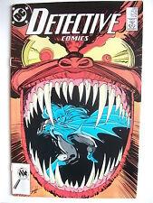 DETECTIVE COMICS # 593 (BATMAN, DEC 1988), VF/NM