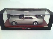 ROLLS-ROYCE PHANTOM COUPE 2009 SILVER  TRUESCALE MINIATURES 114322 NEW