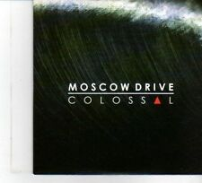 (DW435) Moscow Drive, Colossal - 2009 DJ CD