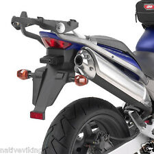 Honda HORNET 600 2011 new GIVI 1102FZ MONORACK ARMS top box plate NOT included