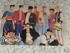 In good condition Dream Guys poster for cheap sale