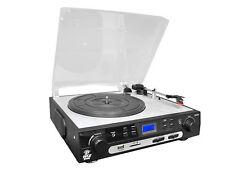 NEW DJ Vinyl Record Player Turntable USB Converter.MP3 Conversion.SD.Play Music.