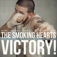 SMOKING HEARTS,THE-VICTORY! CD NEW
