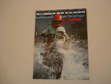 advertising Pubblicità 1986 MOTO MORINI 501 CAMEL