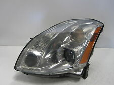 04 05 06 NISSAN MAXIMA BI XENON HEADLIGHT LEFT DRIVER SIDE COMPLETE NO DAMAGE