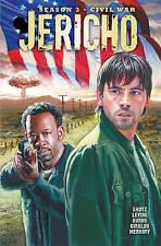 Jericho Season 3, Good Condition Book, Shotz, Dan, Federman, Matthew, Burns, Jas