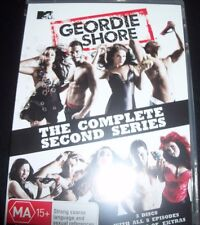Geordie Shore The Complete Second Series Two 2 (Australia Reg 4) DVD - Like New