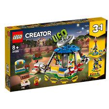 LEGO ® Creator 31095 3-in-1-Set Jahrmarktkarussell Alien-UFO Rakete N7/19