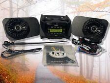 2018+ Polaris Ranger 1000XP Infinity AM/FM Bluetooth Stereo Kit Kicker Speakers