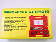 10pc Antenna Wrench and Radio Service Set