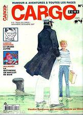 CARGO ZONE n°3 # 2007 # BOUCQ/MALINGREY/LUDOVIC DEBEURME