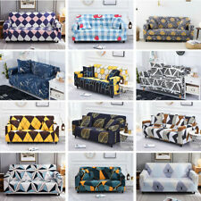 Universal Sofa Covers 1/2/3/4 Seater Slipcover Elastic Cushion Case Protector