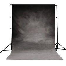 Vintage Black Grey Photo Backdrop Photography Studio Background Prop 3X5FT