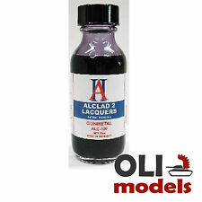 Gun Metal Lacquer 1oz Bottle - ALCLAD II LACQUER 120