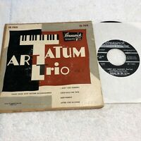 EP W/ 45 RPM  MY#-EPA1-2253 Art Tatum Trio  Brunswick EB 71021 Vol 2