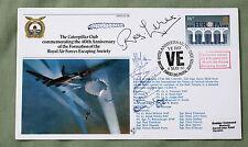 Il millepiedi CLUB RAF fuga società 1985 Copertina firmata da R W Lewis DFC