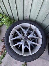 saab 9-3 aero alloy wheels