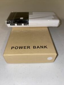 Power Bank Portable Battery Fast Charger