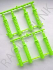 1/10 RC Buggy 190mm 200mm Bodyshell Body Shell Clips 6mm Extension Post GREEN