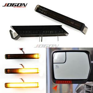 LED Dynamic Indicator Blinker For Ford F-150 Raptor Expedition Lincoln Mark LT