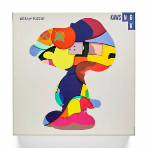 KAWS SNOOPY NO ONE'S HOME - 1000 PIECES JIGSAW PUZZLE NIB - SEALED