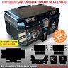 Kit adesivi COMPATIBILI bauletto top case GIVI 58 LT 2018 BMW R1200 R1250 GS T1