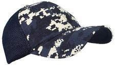 Tropic Caps Adult Cotton Ripstop Camouflage Soft Mesh Adjustable Trucker Cap