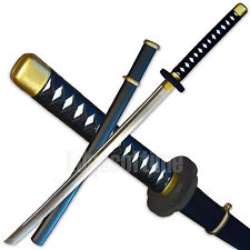 POLYPROPYLENE RUBBER MARTIAL ARTS SAMURAI TRAINING KATANA SWORD LARP COSPLAY /C