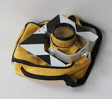 New Topcon single prism with Metal Holder Soft bag  For Topcon Total stations